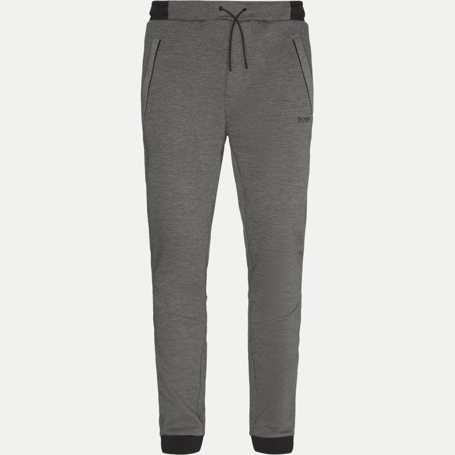 50390049 HELNIO - Helnio Sweatpants - Bukser - Slim - GRÅ - 1