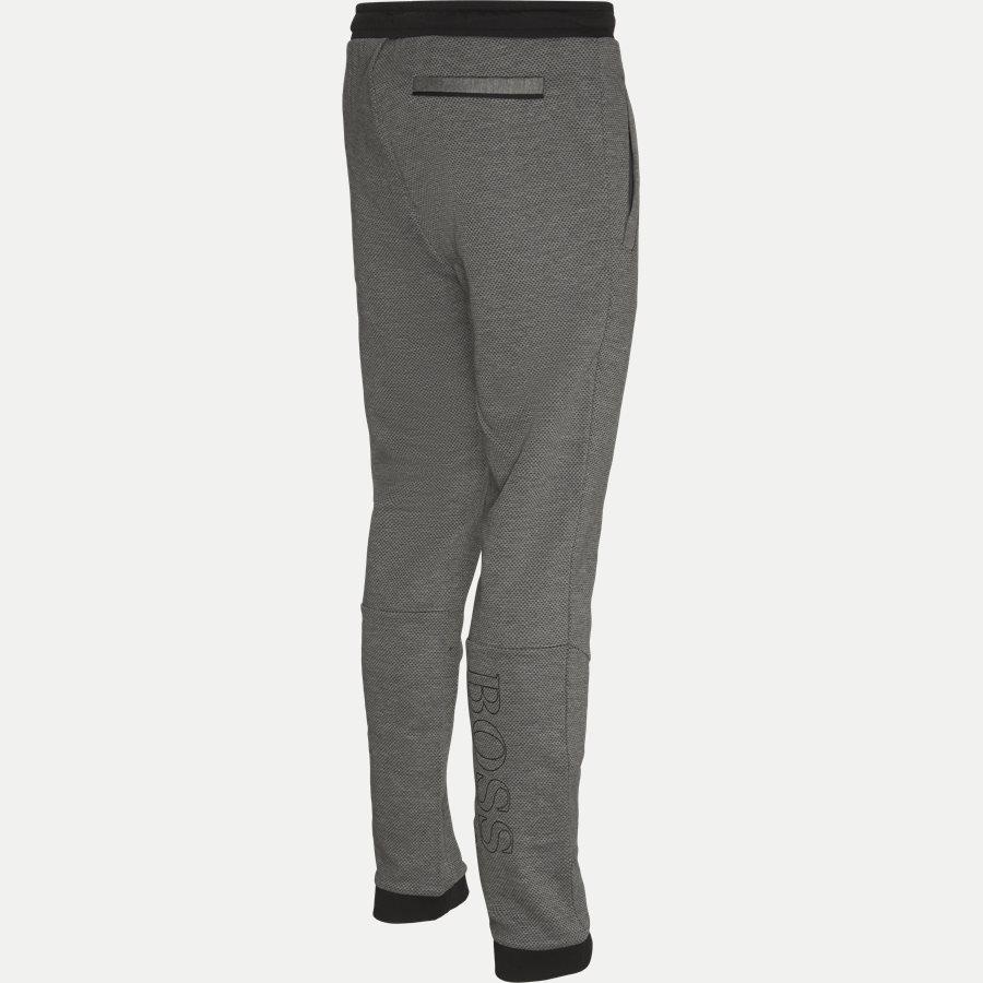50390049 HELNIO - Helnio Sweatpants - Bukser - Slim - GRÅ - 3