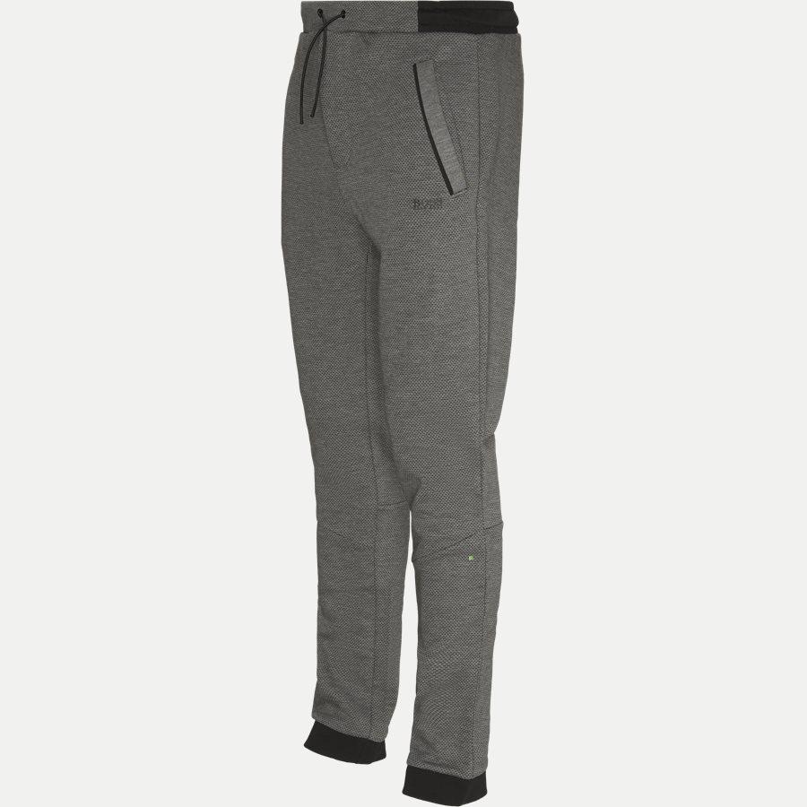 50390049 HELNIO - Helnio Sweatpants - Bukser - Slim - GRÅ - 4