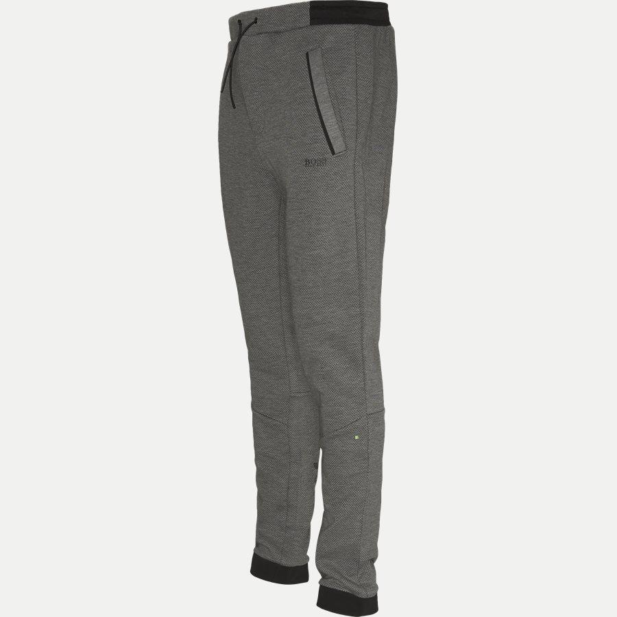 50390049 HELNIO - Helnio Sweatpants - Bukser - Slim - GRÅ - 5