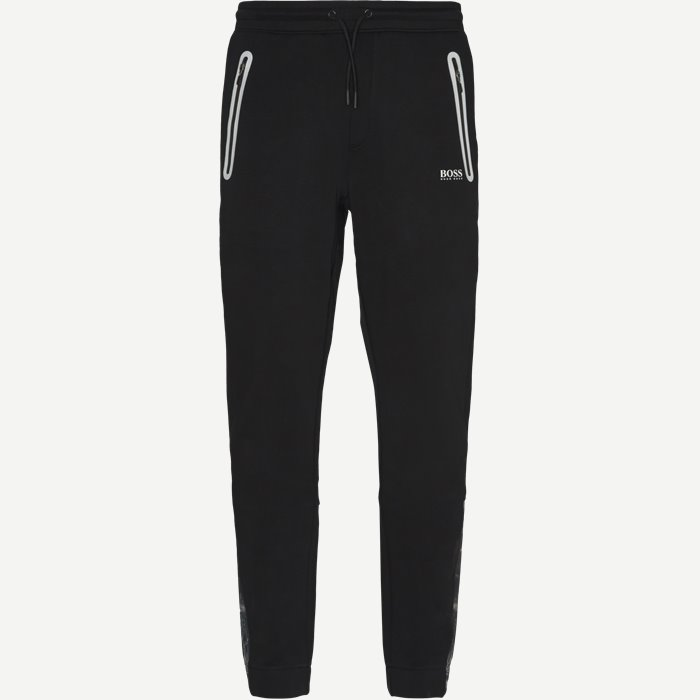 Hicon Sweatpants - Bukser - Regular - Sort