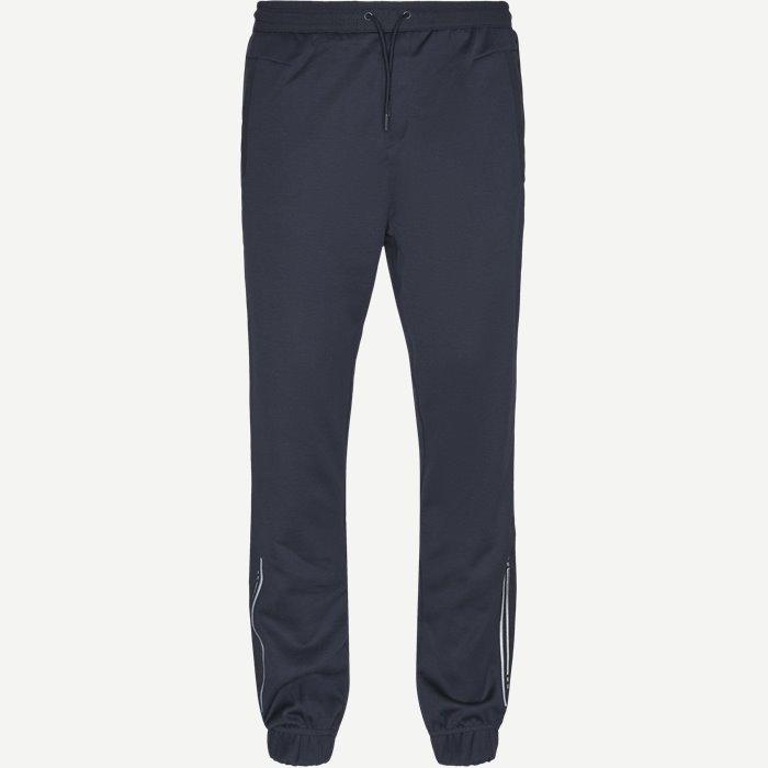 Hadiko Sweatpant - Bukser - Regular - Blå