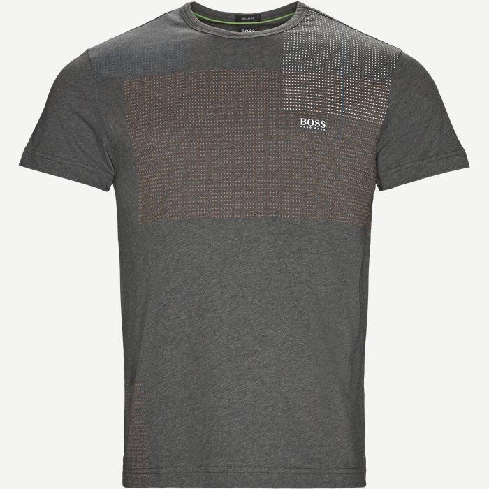 Tee4 T-shirt - T-shirts - Regular - Grå