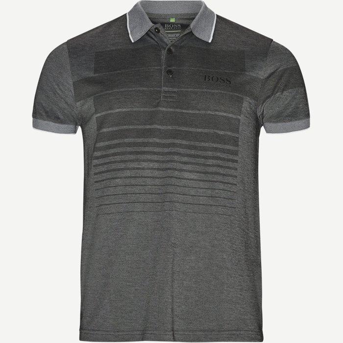 Paddy Pro1 Polo T-shirt - T-shirts - Regular - Sort