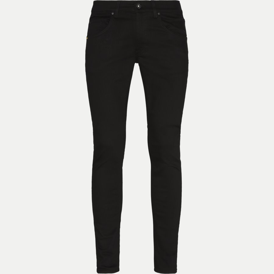 65335 SLIM INFINITY - Slim Infinity Jeans - Jeans - Slim - SORT - 1