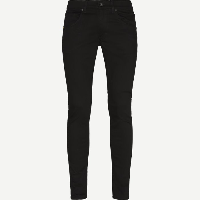 Slim Infinity Jeans - Jeans - Slim - Sort