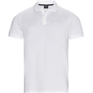 Pallas Polo T-shirt Regular | Pallas Polo T-shirt | Hvid