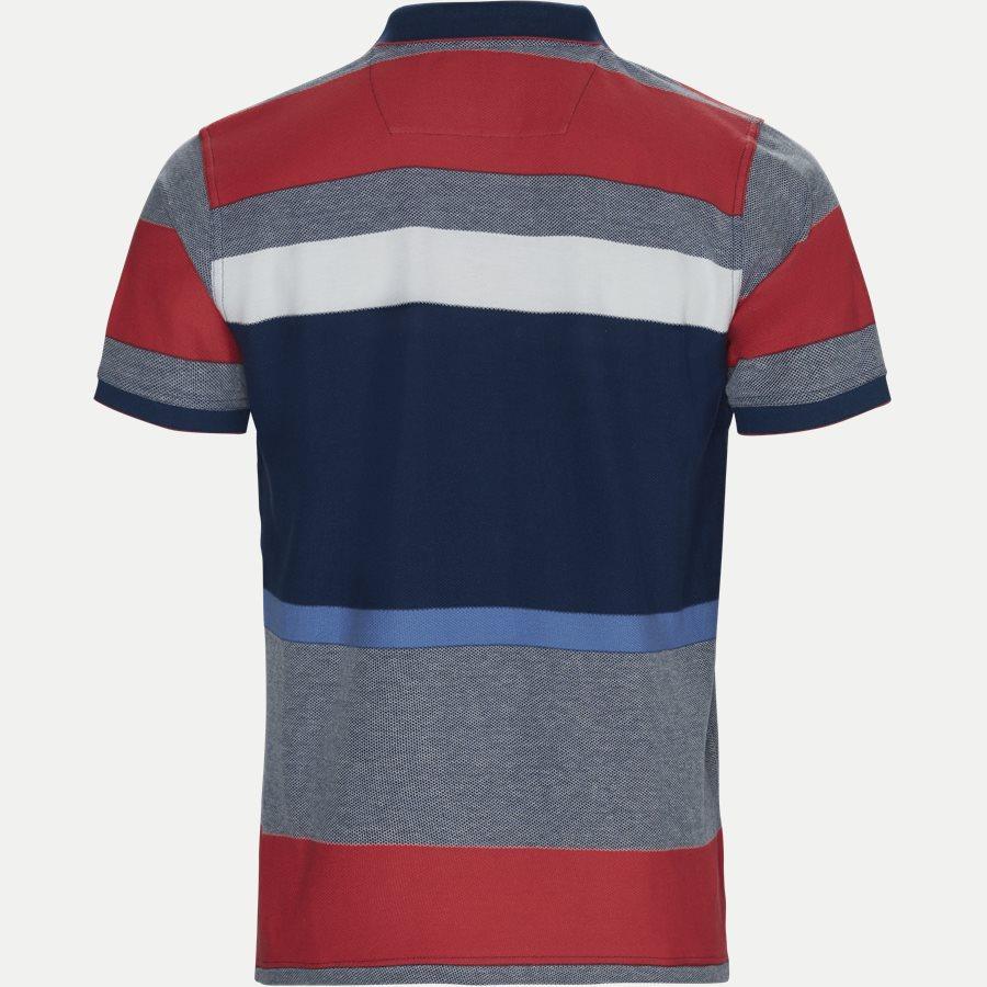 13266 1015 - Polo T-shirt - T-shirts - Regular - RØD - 2