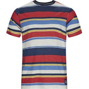 T-shirt Regular | T-shirt | Rød