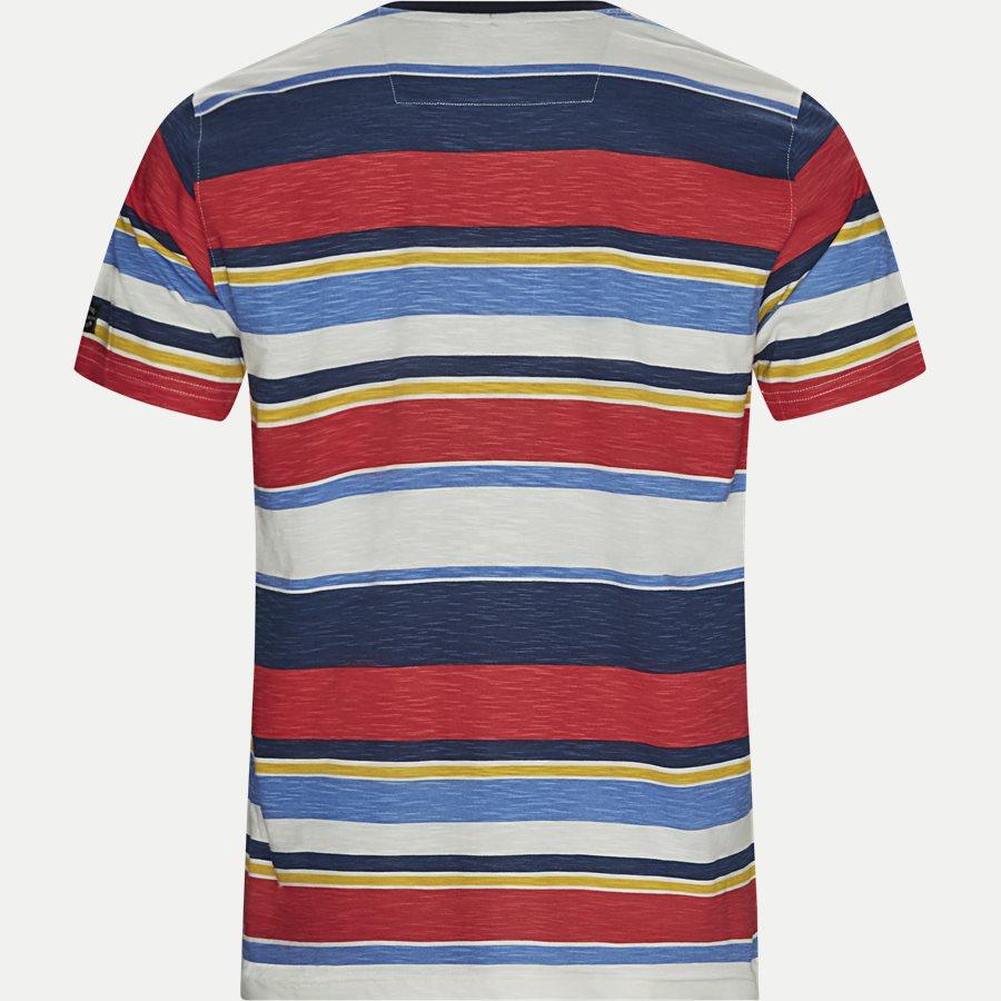13276 1016 - T-shirt - T-shirts - Regular - RØD - 2
