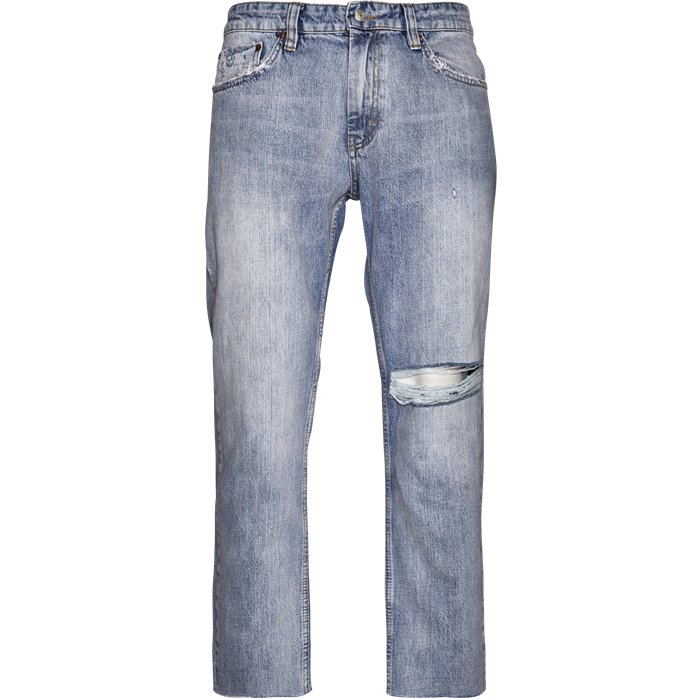 King Cropped Jeans - Jeans - Regular - Denim