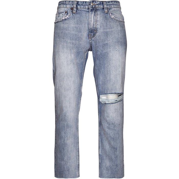 King Cropped Jeans - Jeans - Regular - Denim
