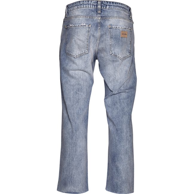King Cropped Jeans