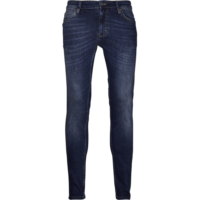 Max Base Blue - Jeans - Slim - Denim