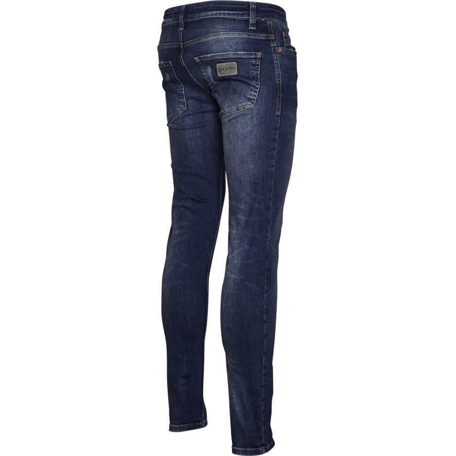 MAX BASE BLUE - Max Base Blue - Jeans - Slim - DENIM - 3