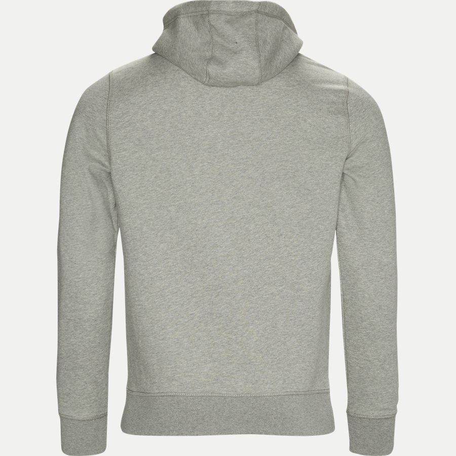 TOMMY LOGO HOODY 7609 - Logo Hoody  - Sweatshirts - Regular - GRÅ - 2
