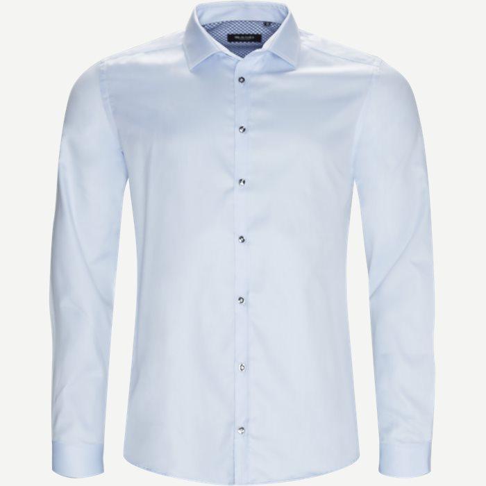 8103 Iver/State Skjorte - Skjorter - Blå
