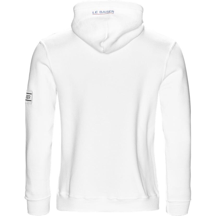MONSIEUR - Monsieur Sweatshirt - Sweatshirts - Regular - WHITE - 2