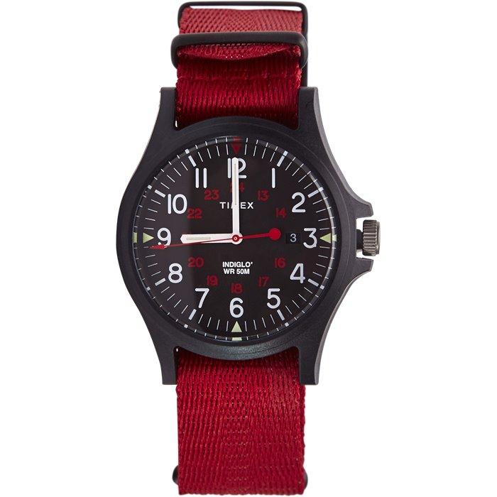Klockor - Röd
