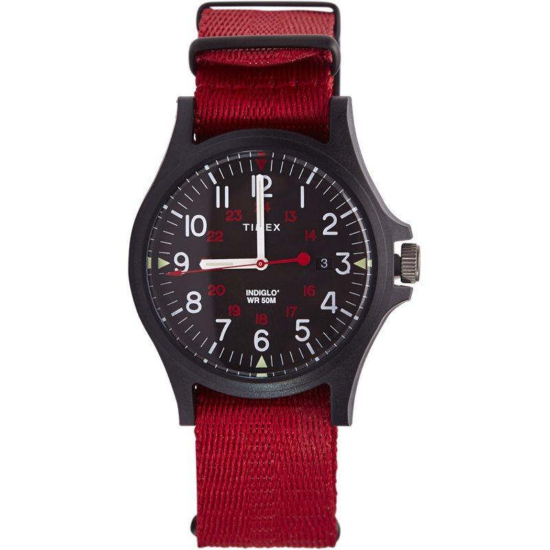 Billede af Timex Color Block Double Rød