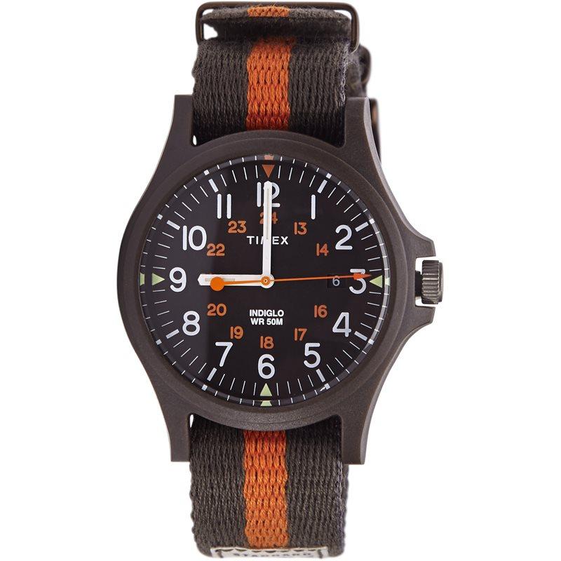 Billede af Timex Color Stripe Single Grøn/orange