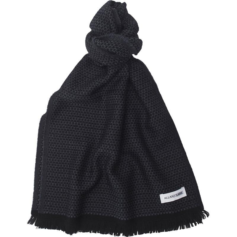 allan clark Allan clark - wool scarf fra kaufmann.dk