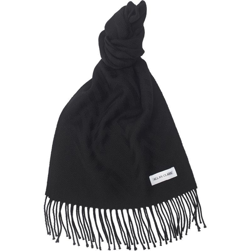 allan clark – Allan clark - wool scarf fra kaufmann.dk