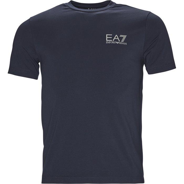 PJ03Z - T-shirts - Regular - Blå
