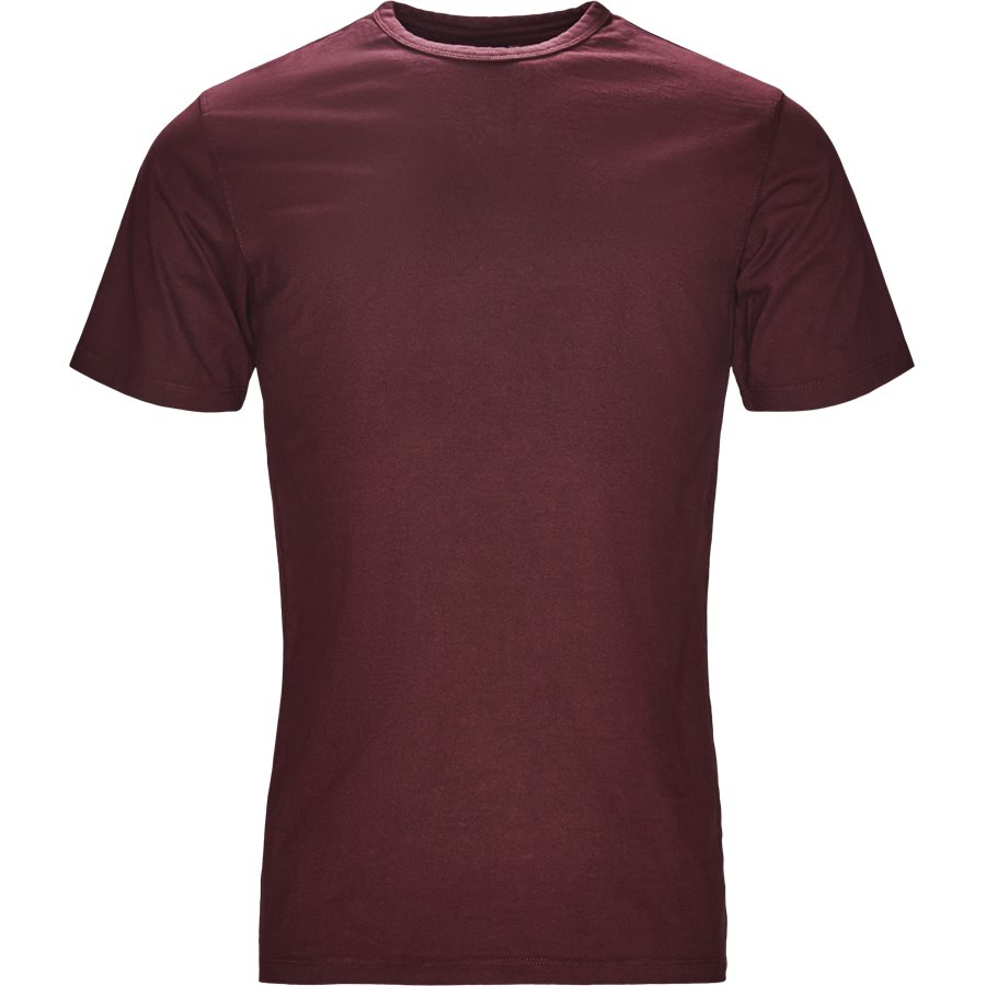 DYLAN - Dylan - T-shirts - Regular - BORDEAUX - 1