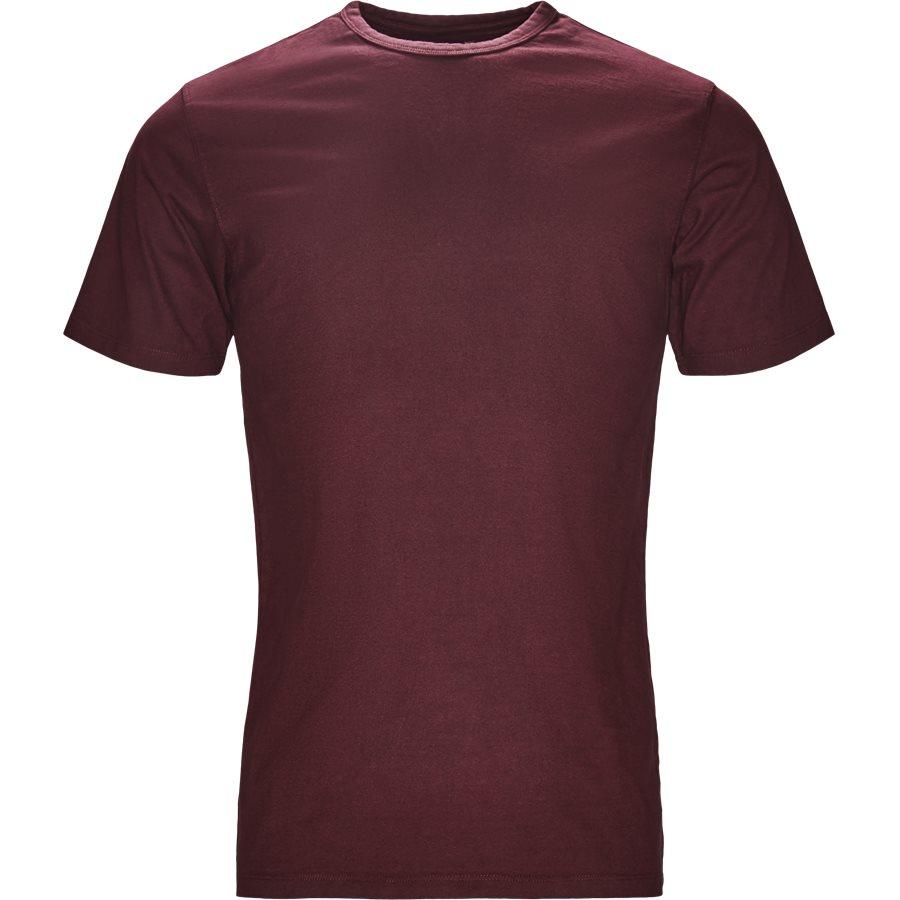 DYLAN - Dylan - T-shirts - Regular - BORDEAUX - 1