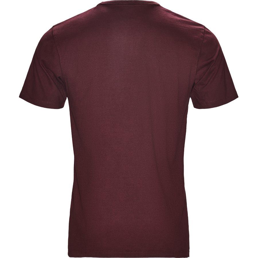 DYLAN - Dylan - T-shirts - Regular - BORDEAUX - 2