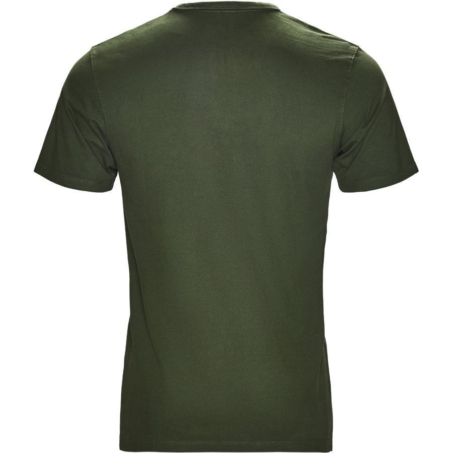DYLAN - Dylan - T-shirts - Regular - GRØN - 2