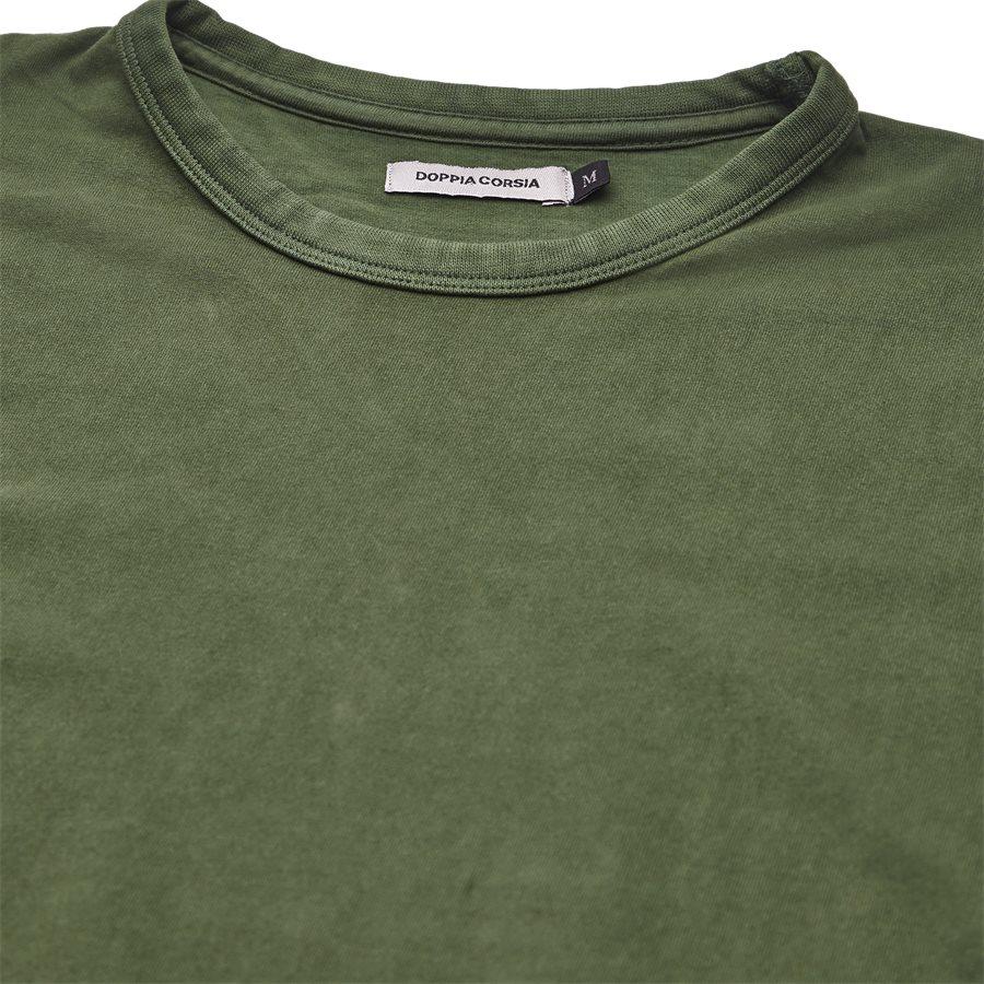 DYLAN - Dylan - T-shirts - Regular - GRØN - 3