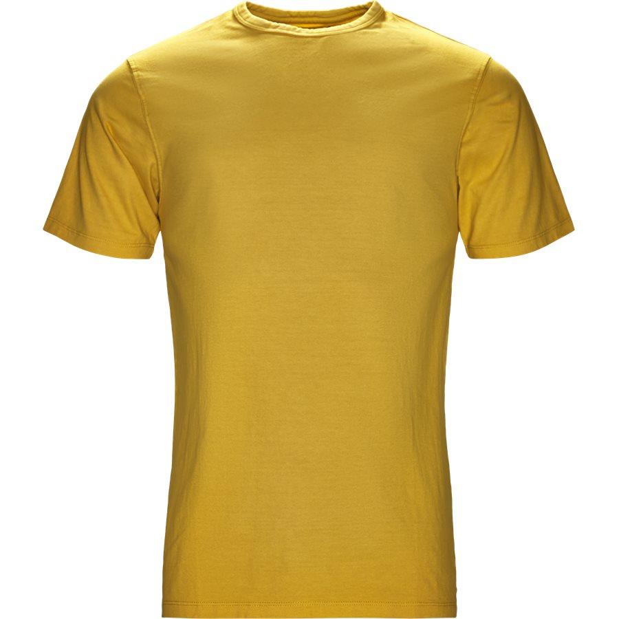 DYLAN - Dylan - T-shirts - Regular - GUL - 1