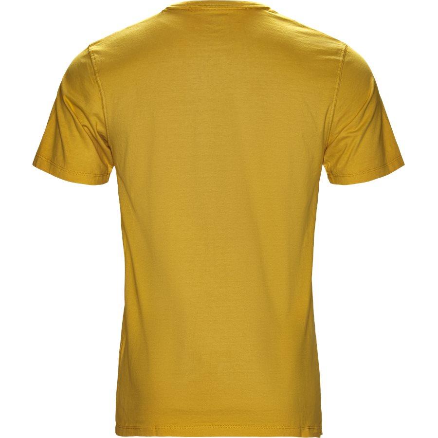 DYLAN - Dylan - T-shirts - Regular - GUL - 2
