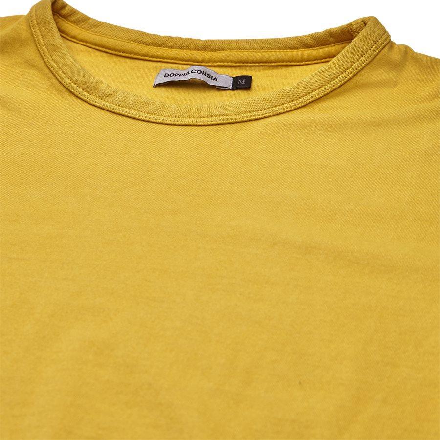 DYLAN - Dylan - T-shirts - Regular - GUL - 3