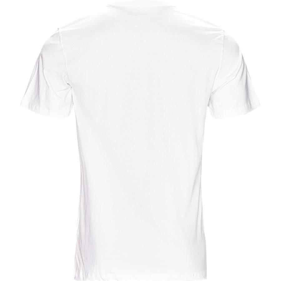 DYLAN - Dylan - T-shirts - Regular - HVID - 2
