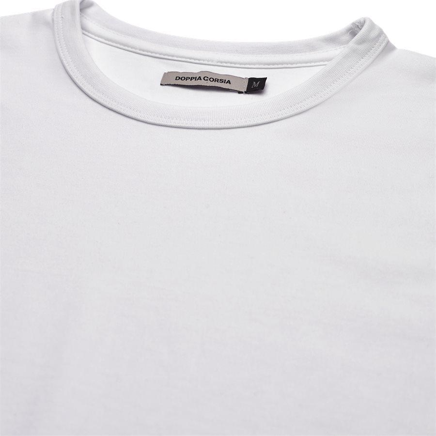 DYLAN - Dylan - T-shirts - Regular - HVID - 3