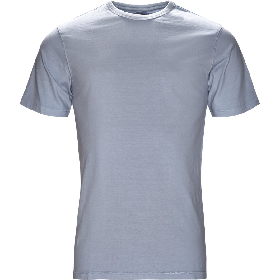 DYLAN - Dylan - T-shirts - Regular - LYSBLÅ - 1
