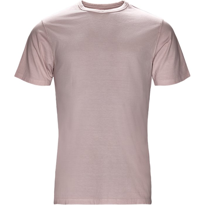 Dylan - T-shirts - Regular - Pink