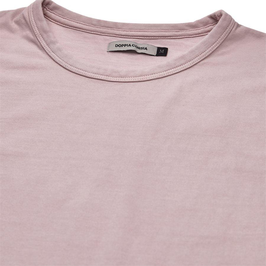 DYLAN - Dylan - T-shirts - Regular - LYSERØD - 3