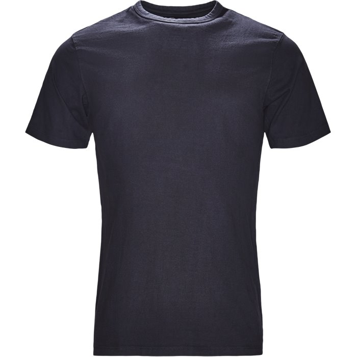 Dylan - T-shirts - Regular - Blå