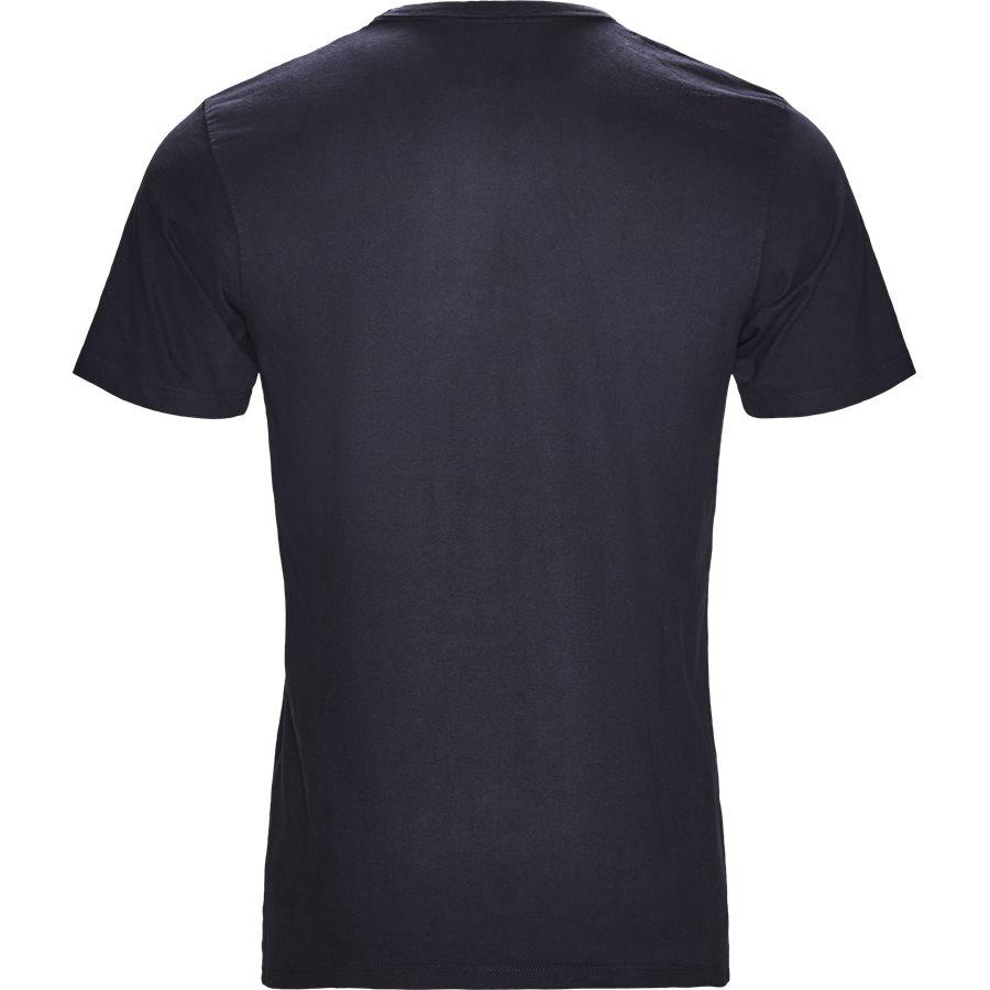 DYLAN - Dylan - T-shirts - Regular - NAVY - 2