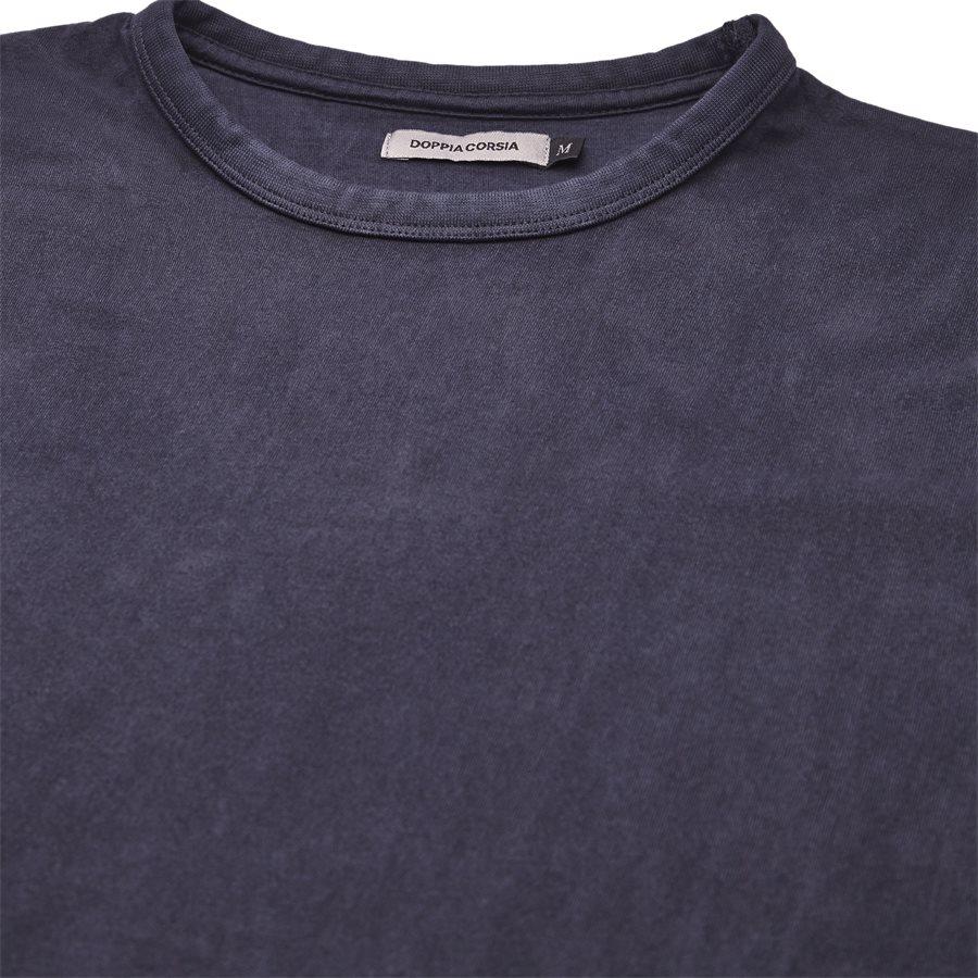 DYLAN - Dylan - T-shirts - Regular - NAVY - 3
