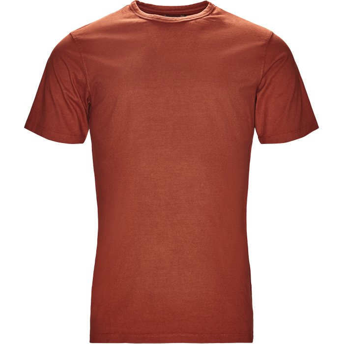 Dylan - T-shirts - Regular - Orange