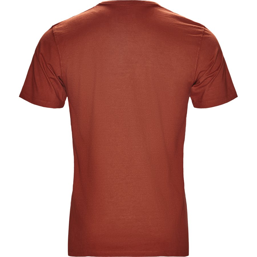 DYLAN - Dylan - T-shirts - Regular - ORANGE - 2
