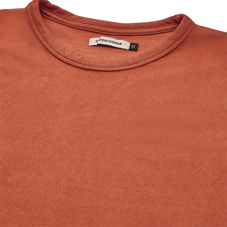 DYLAN - Dylan - T-shirts - Regular - ORANGE - 3