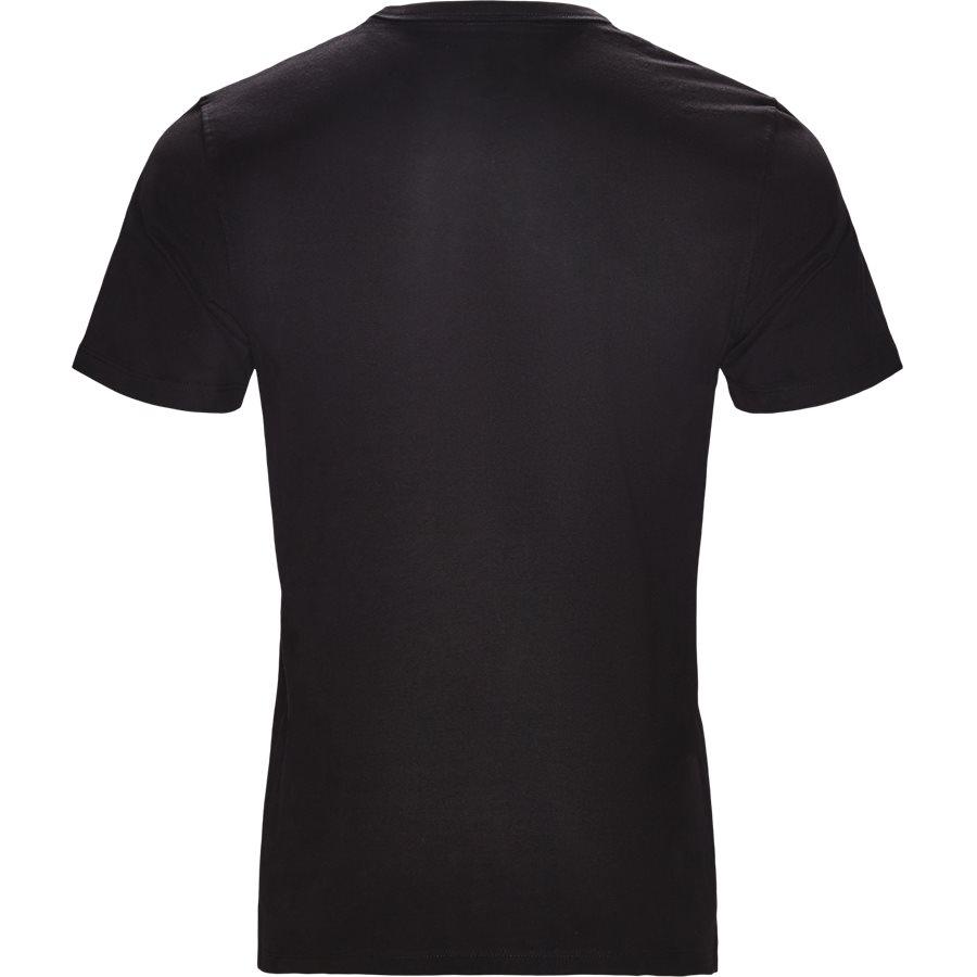 DYLAN - Dylan - T-shirts - Regular - SORT - 2