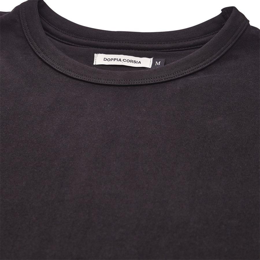 DYLAN - Dylan - T-shirts - Regular - SORT - 3