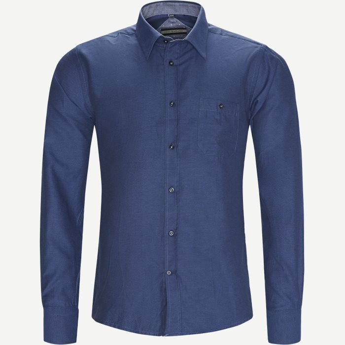 Baloo Skjorte - Skjorter - Regular - Blå